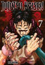 Cover-Bild Jujutsu Kaisen – Band 7