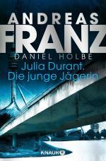 Cover-Bild Julia Durant. Die junge Jägerin