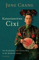 Cover-Bild Kaiserinwitwe Cixi