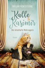 Cover-Bild Kalle und Kasimir – Die rätselhafte Wahrsagerin