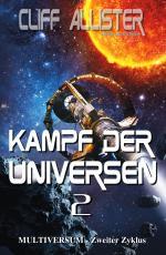 Cover-Bild Kampf der Universen 2
