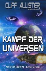 Cover-Bild Kampf der Universen