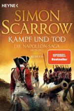 Cover-Bild Kampf und Tod - Die Napoleon-Saga 1809 - 1815