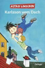 Cover-Bild Karlsson vom Dach 1