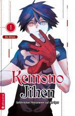 Cover-Bild Kemono Jihen – Gefährlichen Phänomenen auf der Spur 01