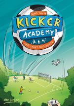 Cover-Bild Kicker Academy 2 – Wer traut dem Scout?