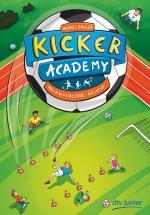 Cover-Bild Kicker Academy – Nachwuchsstar gesucht