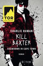 Cover-Bild Kill Baxter. Showdown in Cape Town