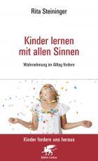 Cover-Bild Kinder lernen mit allen Sinnen