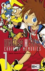 Cover-Bild Kingdom Hearts Chain of Memories 01