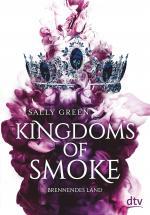 Cover-Bild Kingdoms of Smoke – Brennendes Land