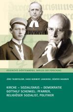 Cover-Bild Kirche - Sozialismus - Demokratie