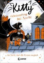 Cover-Bild Kitty 2 - Geheimauftrag bei Nacht