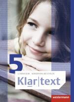 Cover-Bild Klartext / Klartext - Ausgabe 2015 für Gymnasien (G8) in Nordrhein-Westfalen