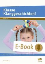 Cover-Bild Klasse Klanggeschichten!