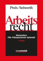 Cover-Bild Klausurenkurs Arbeitsrecht