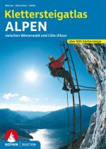 Cover-Bild Klettersteigatlas Alpen