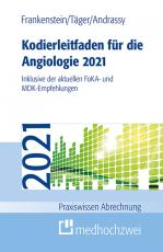 Cover-Bild Kodierleitfaden für die Angiologie 2021