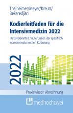 Cover-Bild Kodierleitfaden für die Intensivmedizin 2022