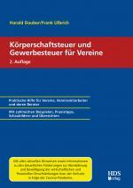Cover-Bild Körperschaftsteuer und Gewerbesteuer für Vereine