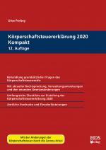 Cover-Bild Körperschaftsteuererklärung 2020 Kompakt