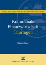 Cover-Bild Kommunale Finanzwirtschaft Thüringen