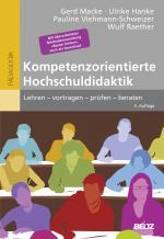 Cover-Bild Kompetenzorientierte Hochschuldidaktik