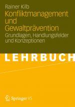Cover-Bild Konfliktmanagement und Gewaltprävention