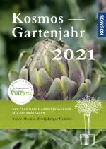 Cover-Bild Kosmos Gartenjahr 2021