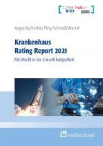 Cover-Bild Krankenhaus Rating Report 2021