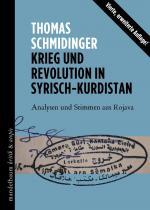 Cover-Bild Krieg und Revolution in Syrisch-Kurdistan