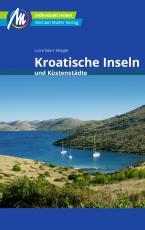 Cover-Bild Kroatische Inseln und Küstenstädte Reiseführer Michael Müller Verlag