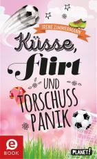 Cover-Bild Küsse, Flirt & Torschusspanik