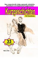 Cover-Bild Kurzgeschichten für Erwachsene - (LUXUSAUSGABE/Hardcover) - BONUS: Mit Online-Zugang zu Hörbüchern und Liedern