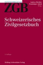 Cover-Bild Kurzkommentar ZGB