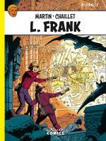 Cover-Bild L. Frank Integral 3