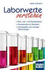 Cover-Bild Laborwerte verstehen. Kompakt-Ratgeber