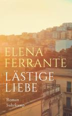 Cover-Bild Lästige Liebe
