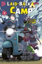 Cover-Bild Laid-back Camp 3