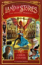 Cover-Bild Land of Stories: Das magische Land 3 - Eine düstere Warnung