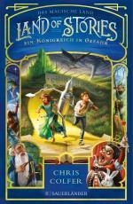 Cover-Bild Land of Stories: Das magische Land 4 - Ein Königreich in Gefahr
