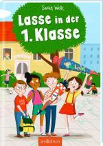 Cover-Bild Lasse in der 1. Klasse