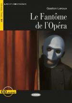 Cover-Bild Le Fantôme de l'Opéra