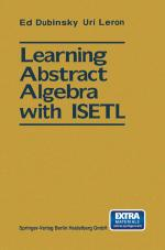 Cover-Bild Learning Abstract Algebra with ISETL