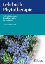 Cover-Bild Lehrbuch Phytotherapie