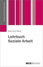 Cover-Bild Lehrbuch Soziale Arbeit