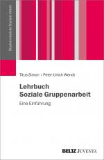 Cover-Bild Lehrbuch Soziale Gruppenarbeit