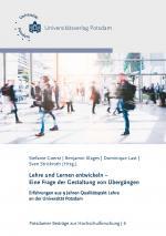 Cover-Bild Lehre und Lernen entwickeln - Eine Frage der Gestaltung von Übergängen