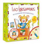Cover-Bild Leo Lausemaus - 30 mausestarke Minutengeschichten