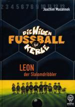 Cover-Bild Leon, der Slalomdribbler